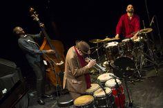 Málaga (España) 14/11/2015 Concierto del trompetista Jerry González con su banda El Comando de la Clave en el Teatro Cervantes. Foto: Daniel Pérez / Teatro Cervantes