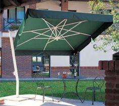 (CLICK IMAGE TWICE FOR PRICING AND INFO) #patioumbrellas #patio #umbrellas #patiofurniture SEE MORE patio umbrellas at ZPATIOFURNITURE.COM - Cantilevered Square Canopy Patio Umbrella (Market Style-Freestanding-Natural) « zPatioFurniture.com