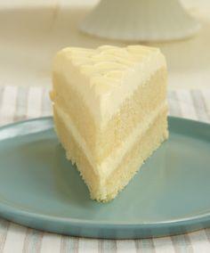 Lemon Cream Cake - Bake or Break