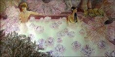 The Queen Cleopatra's Bath by barbarasobczynska on DeviantArt