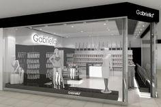 Projekt sklepu dla marki Gabriella