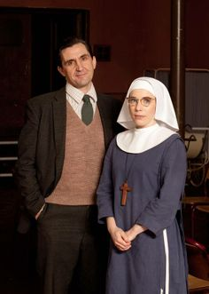 Call The Midwife writer keeps husband (Stephen McGann who plays Dr. Turner and stars in the show) in the dark over plot