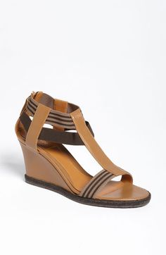 Fendi 'Carioca' Wedge Sandal available at #Nordstrom