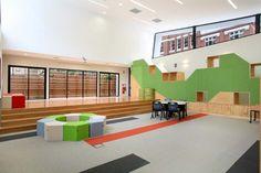 High Quality School Of Interior Design #14 Primary School Interior Design