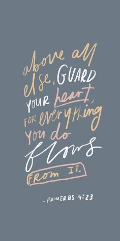Guard your heart and fill in with Christ Jesus. - Jesus Quote - Christian Quote - Guard your heart and fill in with Christ Jesus. The post Guard your heart and fill in with Christ Jesus. appeared first on Gag Dad. Bible Verses Quotes, Jesus Quotes, Bible Scriptures, Faith Quotes, Cute Bible Verses, Bible Quotes On Love, Love Verses, Inspiring Bible Verses, Bible Verses For Strength