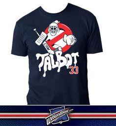 I need to add this to my webleedblue collection.  Cam Talbot