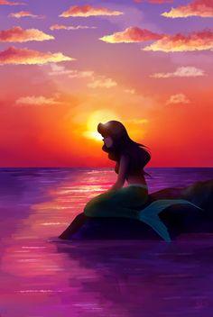 Ariel by Miss-Anonim.deviantart.com on @DeviantArt