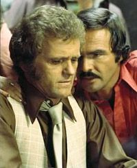 Jerry Reed and Burt Reynolds
