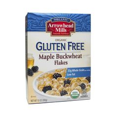 This crunchy cereal is reminiscent of hearty buckwheat pancakes and maple syrup, but it's a lot simpler and quicker to make and enjoy on busy mornings. Buckwheat Waffles, Buckwheat Recipes, Raw Dessert Recipes, Raw Food Recipes, Drink Recipes, Raw Food Detox, Whole Grain Brown Rice, Bonito