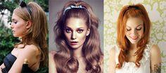 Confira 27 inspirações para você dar um up no penteado do dia-a-dia com laço no cabelo.