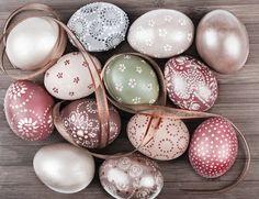 Semana Santa y los huevos de Pascua