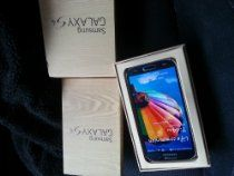 Samsung Galaxy S IV/S4 GT-I9500 Factory Unlocked Phone - International Version (Black)