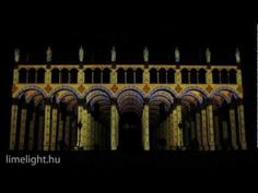 Projection mapping on the Cathedral of Pécs for the occasion of Heritage Festival. Four different motives switched every fifteen minutes on the façade of the. 3d Projection Mapping, Facade, Artworks, Videos, Art Pieces, Facades, Video Clip, Art