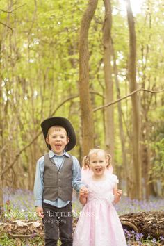 Kids Bluebells Photography Surrey, Blue Flowers, Woodland, Flower Girl Dresses, Wedding Dresses, Cute, Kids, Photography, Fashion