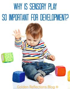 Why is Sensory Play so Important for Development? Come find out from this Occupational Therapy Assistant.