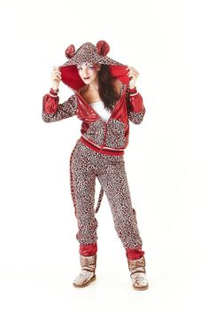 d927b374d692 9 Best Sequin & Colourful Tracksuits & Sweatsuits images in 2018 ...