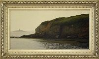 Lands End, Bailey's Island, Maine (Sold) by Peter Bergeron