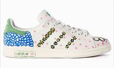 pretty nice 4d789 e0687 La Stan Smith d Adidas customisée par Pharrell Williams!