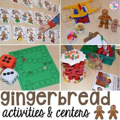 Are you planning for Gingerbread Week in your classroom? How is that even possible right? Time just flies by. Every year the week before Christmas, we do Gingerbread Week! It's perfect theme to do if you're not able to celebrate Christmas in your classroom. Here are a few things we will be doing. You can...Read More