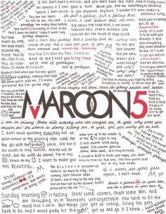 maroon 5 :)