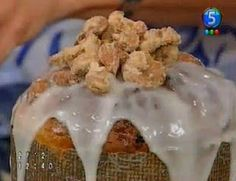 Sabor a Mí: Pan dulce esponjoso