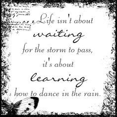 Vintage Life Dance Quote Magnet www.facebook.com/AvantGardeBallroomDC