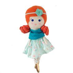 Handmade Tulip Doll