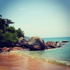 "See 898 photos and 118 tips from 6766 visitors to Ilha Grande. ""Be sure to take the two hour walk to Dois Reis beach. Its a boring walk but the beach. Surf, Argentine, State, South America, Places To See, Beach, Travel, Outdoor, Life"