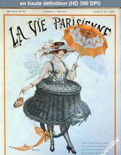 LA VIE PARISIENNE, June 5 1920  numéro 23 du 05 juin 1920
