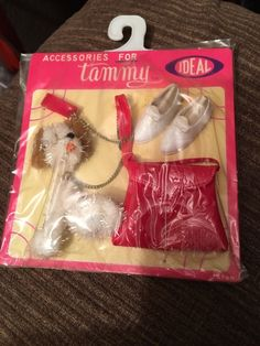 1960's Accessories For Tammy By Ideal #IDEAL