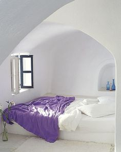 Perivolas Hotel in Santorini. Greece.