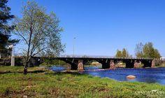 ETELÄNKYLÄN ISOSILTA, PYHÄJOKI,Pyhäjoki municipality