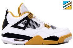 Nike Gold Sneakers Concept #Jordan 4 Gold Sneakers, Sneakers Nike, Nike Gold, Jordan 4, Athletic Outfits, Dream Life, My Man, All In One, Air Jordans