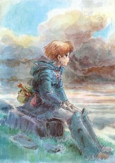 Hayao Miyazaki. Valley of the wind. This was one of the first anime i saw as a…