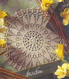 "#420 Tapete ""Enigmas de Egipto"" a Crochet"
