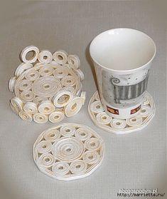 Periódicos Tejiendo. Manualidades Hechas de anillos Y ONU plato de Los Tubos (30) (422x500, 184Kb)