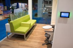 Healthcare Design | Seating with Plants