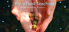 Fairy Dust Teaching  The Wonder and Magic of Learning