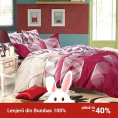 Lenjerie de pat din bumbac Valentini Bianco TB010/61 Comforters, Blanket, Bed, Furniture, Home Decor, Creature Comforts, Quilts, Decoration Home, Stream Bed