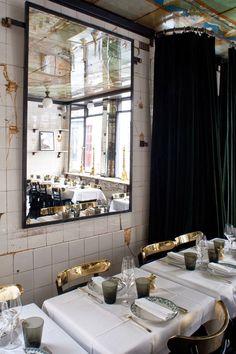 Anahi Restaurant in Paris via HEIMELIG blog
