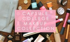 Our Capsule Beauty Collection For Cash-Strapped Students on Opsh  http://blog.opsh.com/our-capsule-beauty-collection-for-cash-strapped-students/