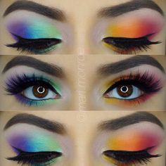 Sexy Eyes Makeup Looks For Every Occasion ★ See more: http://glaminati.com/sexy-eyes-makeup-looks/