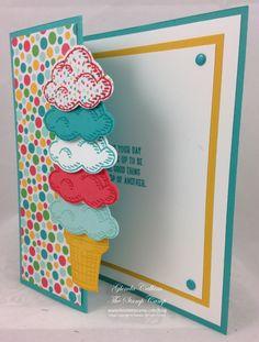 Sprinkles of Life Bonus Card #1 side view