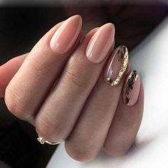 Short almond nails 50 chic manicure ideas # short # almond nail # manicure ideas # chic ideas Top 100 of the trendy nail art ideas for you # nails # trendy # ideas # nail 10 Creative Christmas Nail Inspiration – Score # Latest nail designs for … Neutral Nail Color, Nail Colors, Nude Nails, Pink Nails, Beige Nails, Sexy Nails, Short Almond Nails, Manicure E Pedicure, Manicure Ideas