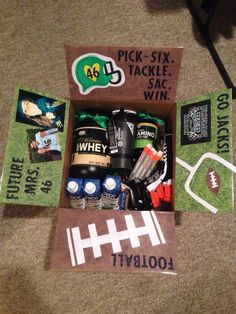 College Football Care Package