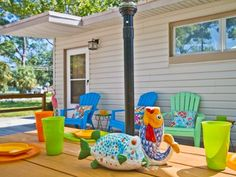 VRBO.com #450308 - Livin' the Dream C1940's!  Handicap-Accessible! 3 Blocks to the Beach! Nice! $195/nt or $1395/wk
