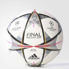 Champions League: presentato pallone della finale - Spettegolando