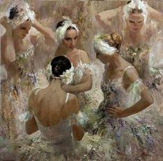 """Ana Vinogradova: """"Swan Lake"""". by savannah"""