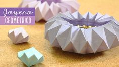 Jeweler origami - decorates easy | Craftingeek
