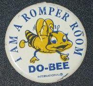 romper room 1960's